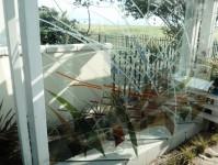 Glass Windbreak 8