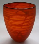 """Bowl 1"" Height 24cm - Sold"