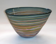 """Meridian Bowl"" Height 19cm - Sold"