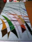 Glass Windbreak 1