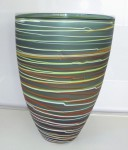 """Meridian Vase 1"" Height 37cm - Sold"